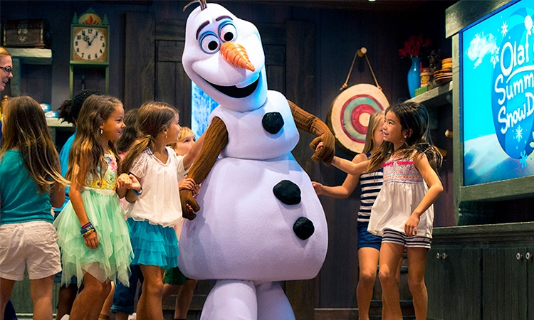 parque frozen na disneyland paris