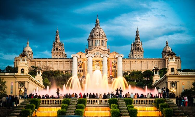 Roteiro pela Espanha Barcelona