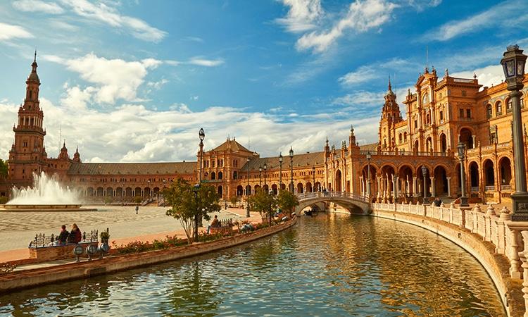 Roteiro pela Espanha Sevilha