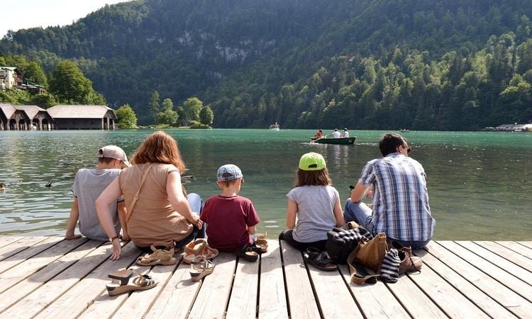 Viajar com as crianças pela Europa