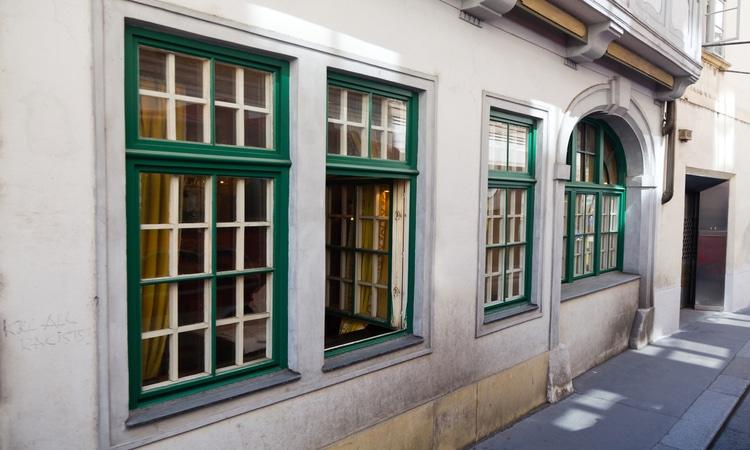 conheça a casa de Mozart em Viena