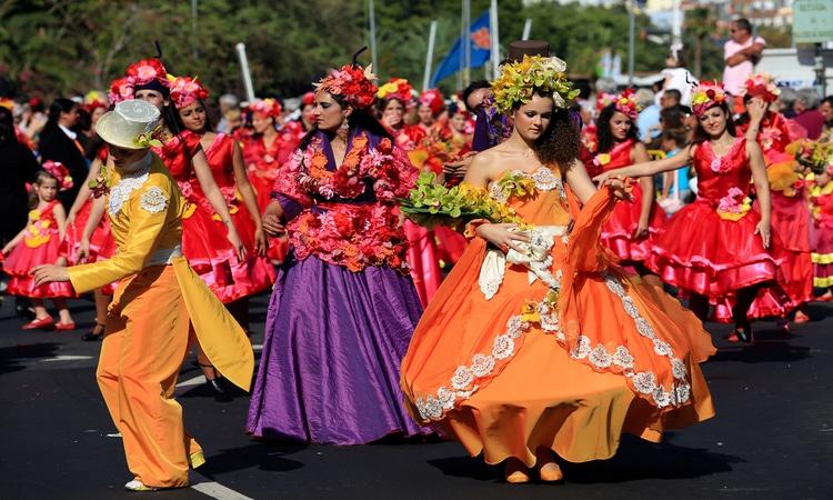 Festa da Flor na Ilha da Madeira