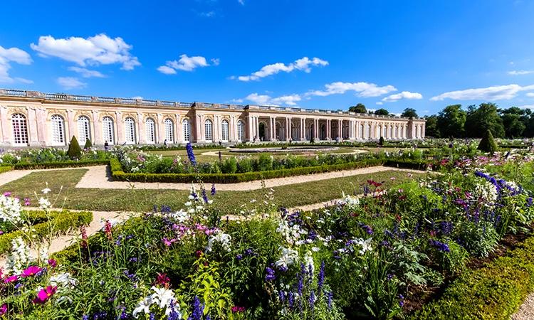 Palácio de Versalhes Grande Trianon