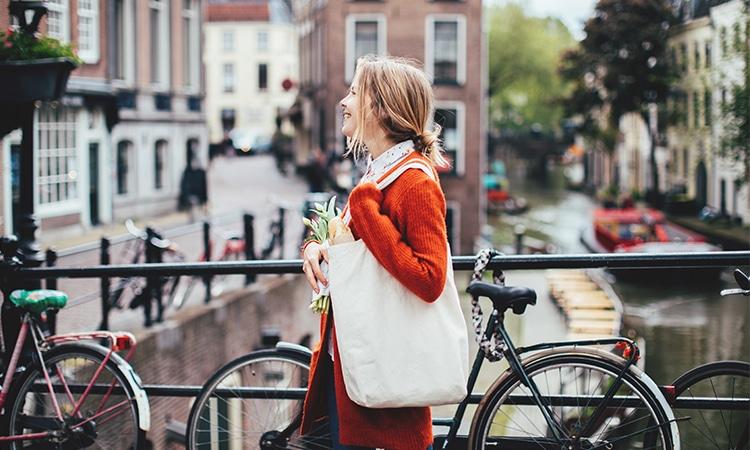 Pontos turísticos de Amsterdam turista