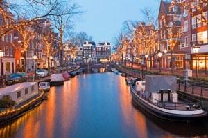 Pontos turísticos de Amsterdam