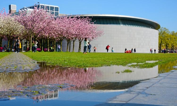 visitar o Museu Van Gogh