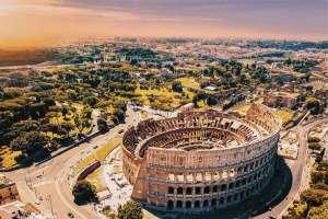 ingressos para o Coliseu de Roma