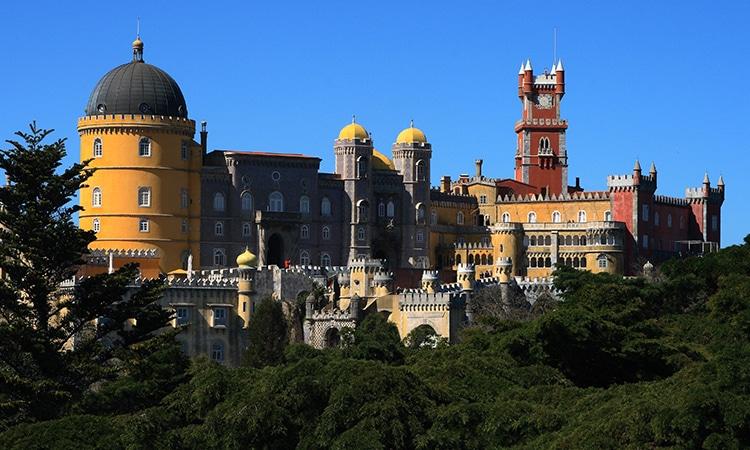 O que fazer em Portugal Palácio da Pena