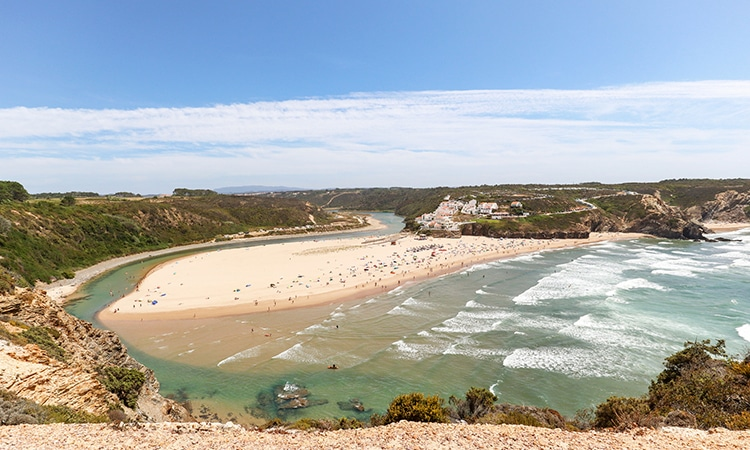 Praia de Odeceixe Portugal