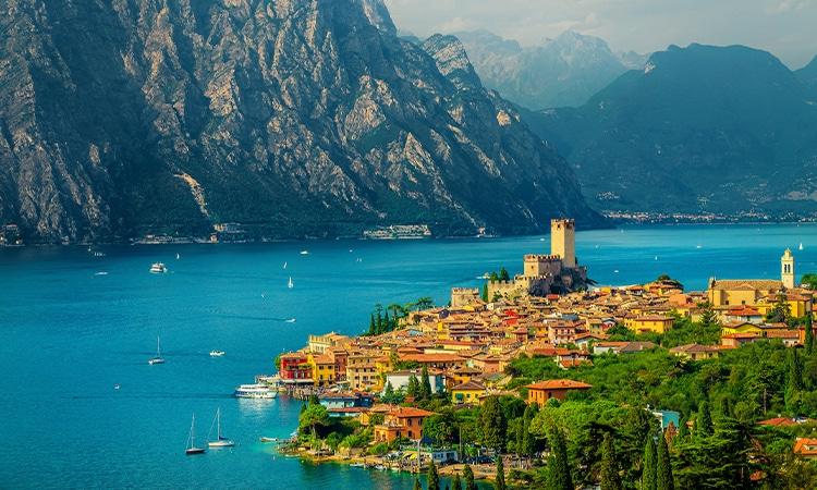 road trip Garda Itália