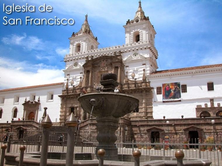 Iglesia de San Francisco de Quito