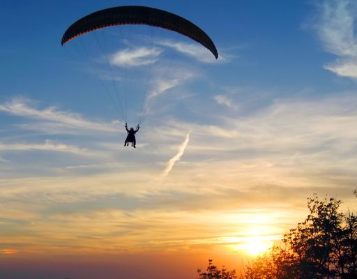paracaidismo  Atractivos turisticos de Mexico