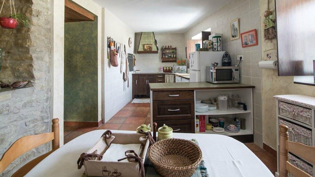 Casa rural Las Tres Herraduras Artazu  Turismo en