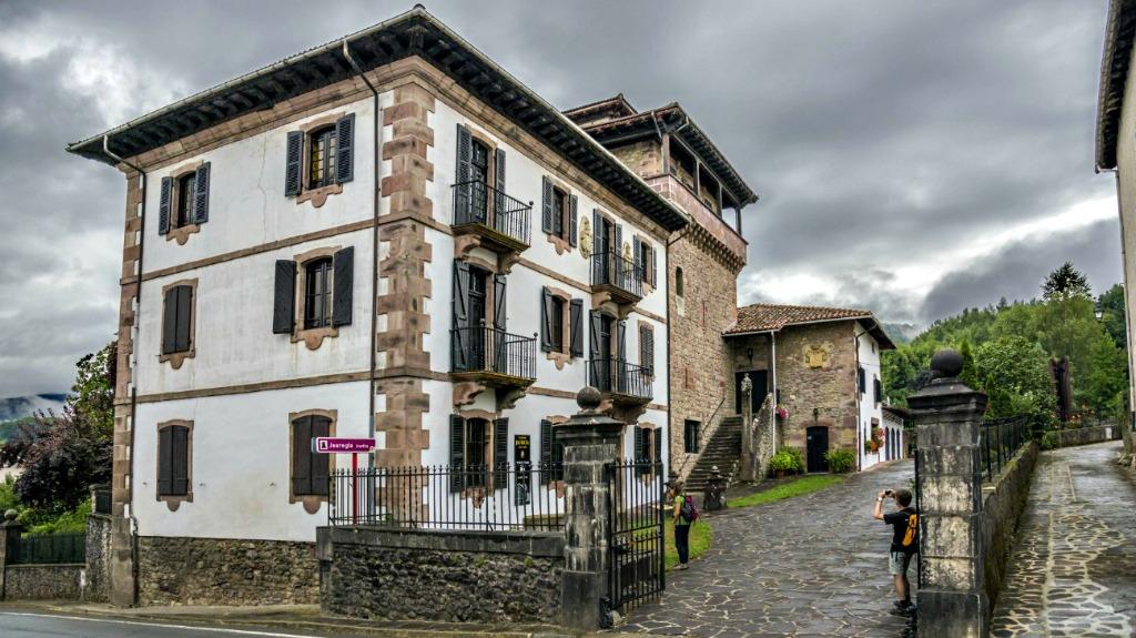 Palacio Jauregia - Irurita, Valle de Baztán