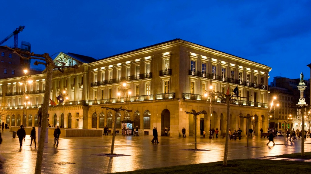 Palacio de Navarra, Pamplona