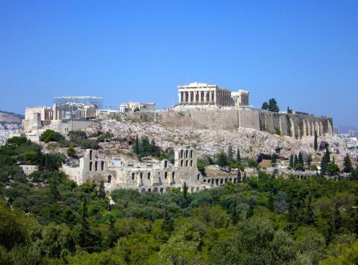 Acrópolis de Atenas - Turismo.org