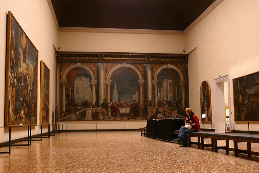 Galera de la Academia  Turismoorg