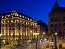 Hoteles En Budapest