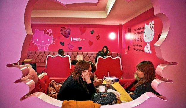 Citas y un café en Seúl