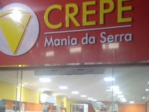 CREPE MANIA DA SERRA