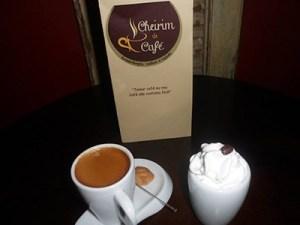 CHEIRIM DE CAFÉ