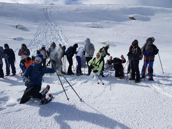 Raquetas de nieve semana santa salamanca (17)