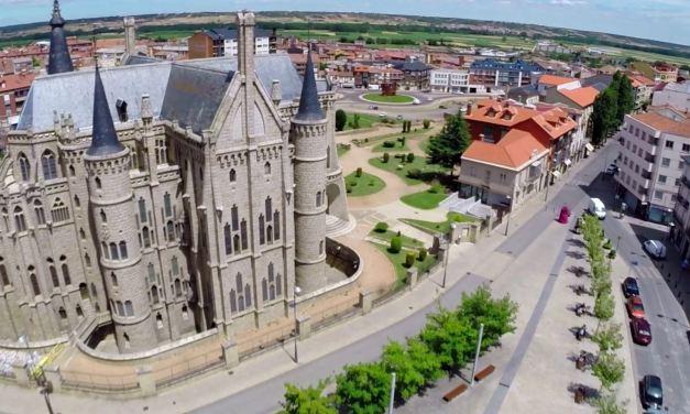 El Turismo en Astorga sube un 4,3 por ciento en 2017