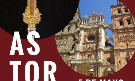 LOS JÓVENES PAPONES VISITARÁN LA CIUDAD DE ASTORGA PARA VENERAR LA RELIQUIA DE LIÉBANA