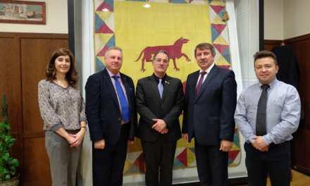 Astorga y la ciudad rusa de Kolomna preparan un hermanamiento cultural, turístico y comercial