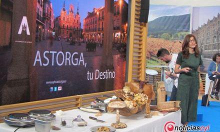 INTUR: Astorga micoturística y patrimonial