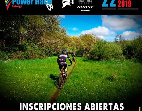 101 Ghost Iron Bike Series: (Power Race Astorga 2019)