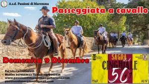 Passeggiata a Cavallo 9 Dicembre