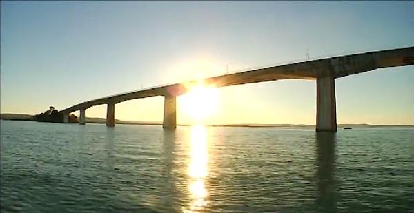 porto nacional tocantins ponte sobre o rio Tocantins