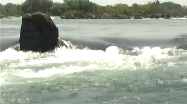 arquipelago do tropeço cachoeira