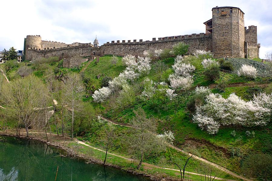 Ronda del Sil Castillo de los Templarios