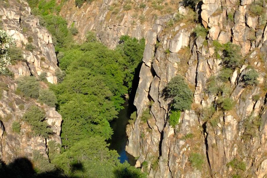 Barrancas del río Boeza