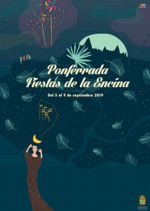 Cartel Fiestas de la Encina 2019