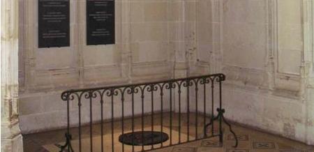 La historia del castillo de Amboise