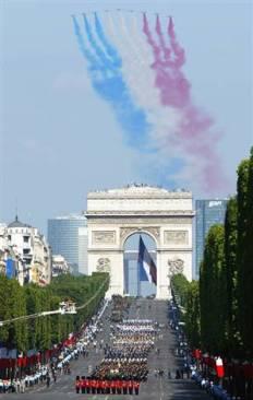 dia de la independencia de francia
