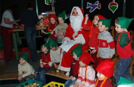 Navidad en la capital de los juguetes