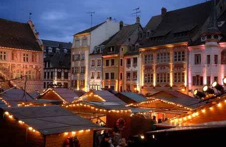 Navidad en Mulhouse