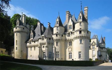 Visite a la Bella Durmiente en castillo de Ussé