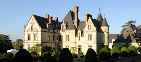 16 Festival des plantes - Castillo de Bourdaisière