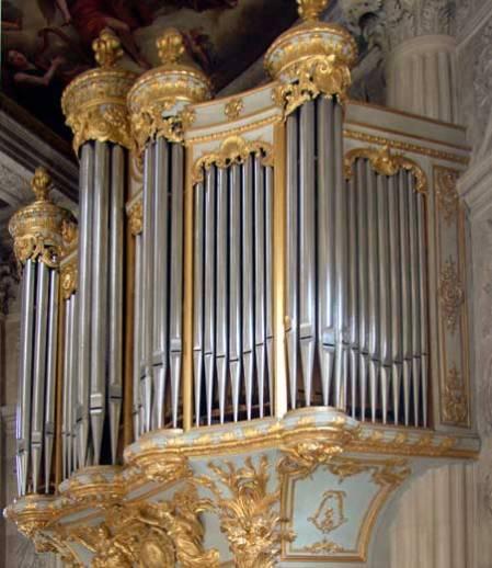 Tricentenario de la Capilla Real de Versalles