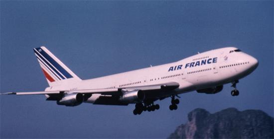 España y Francia más cerca que nunca con Air France