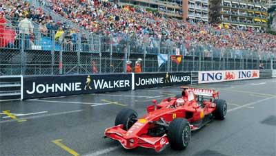 Gran Premio de Montecarlo de Fórmula Uno