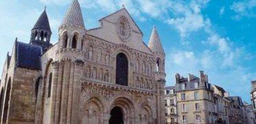 Poitiers Capital regional de Poitou-Charentes