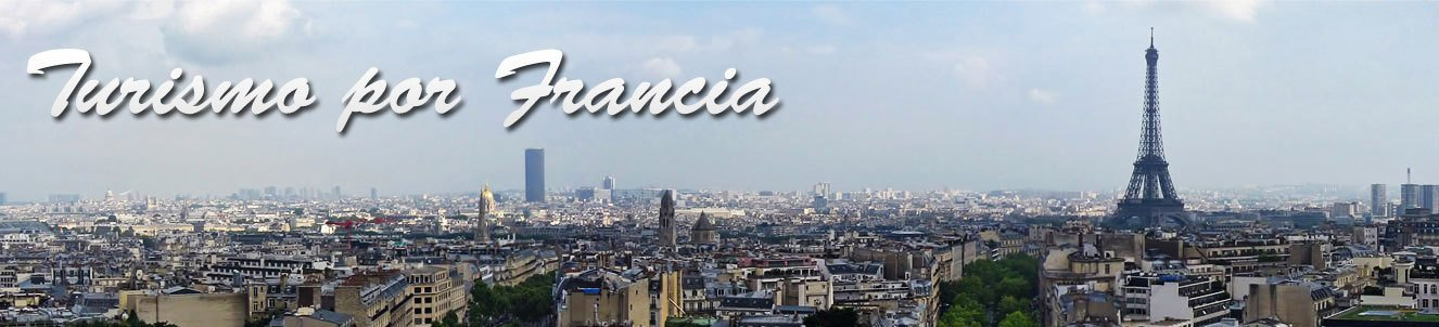 Turismo por Francia