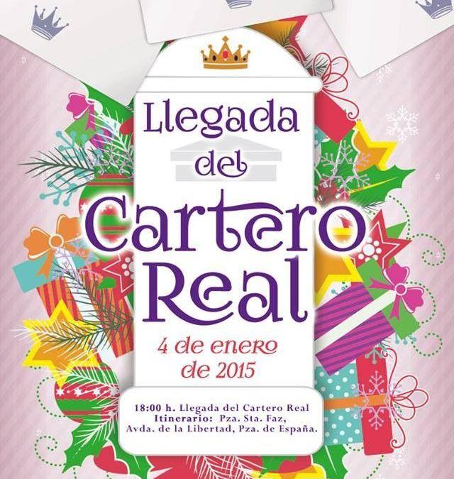 Llega el Cartero Real a San Vicente del Raspeig