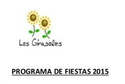 Fiestas Barrio los Girasoles 2015